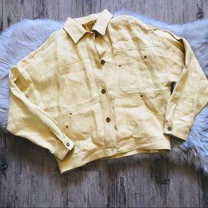 Vintage Jackets & Coats - Vintage All Seeing Eye Embellished Jacket